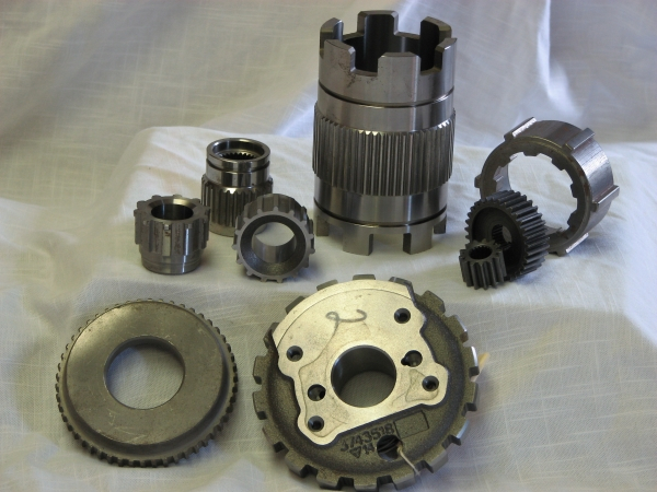 EDM Machined Components