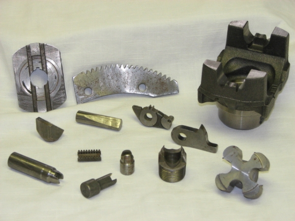 Small EDM Manufactured Parts