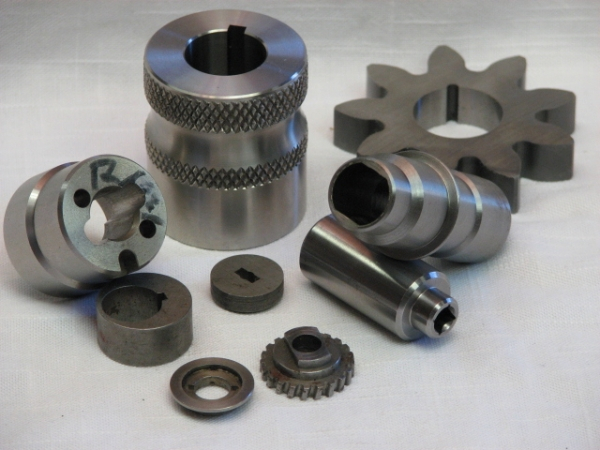 Sinker EDM Manufactured Parts