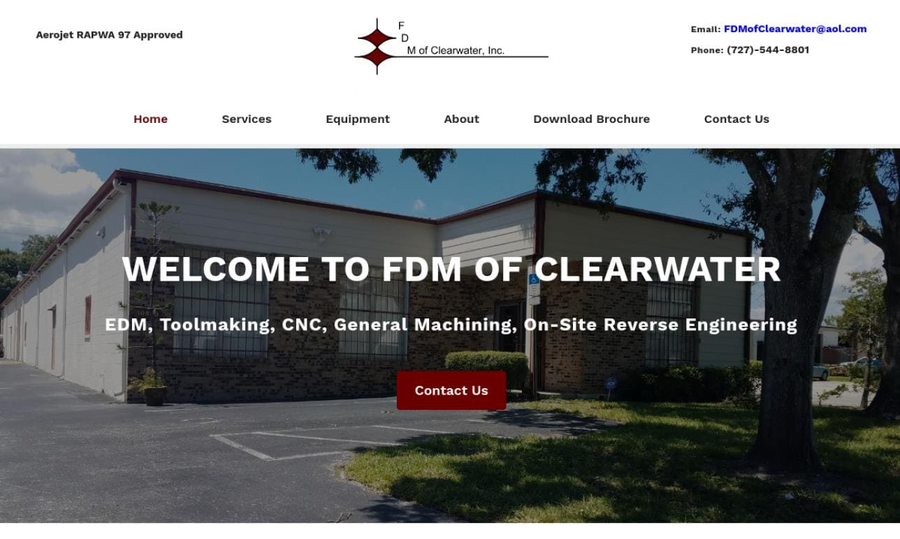 FDM of Clearwater