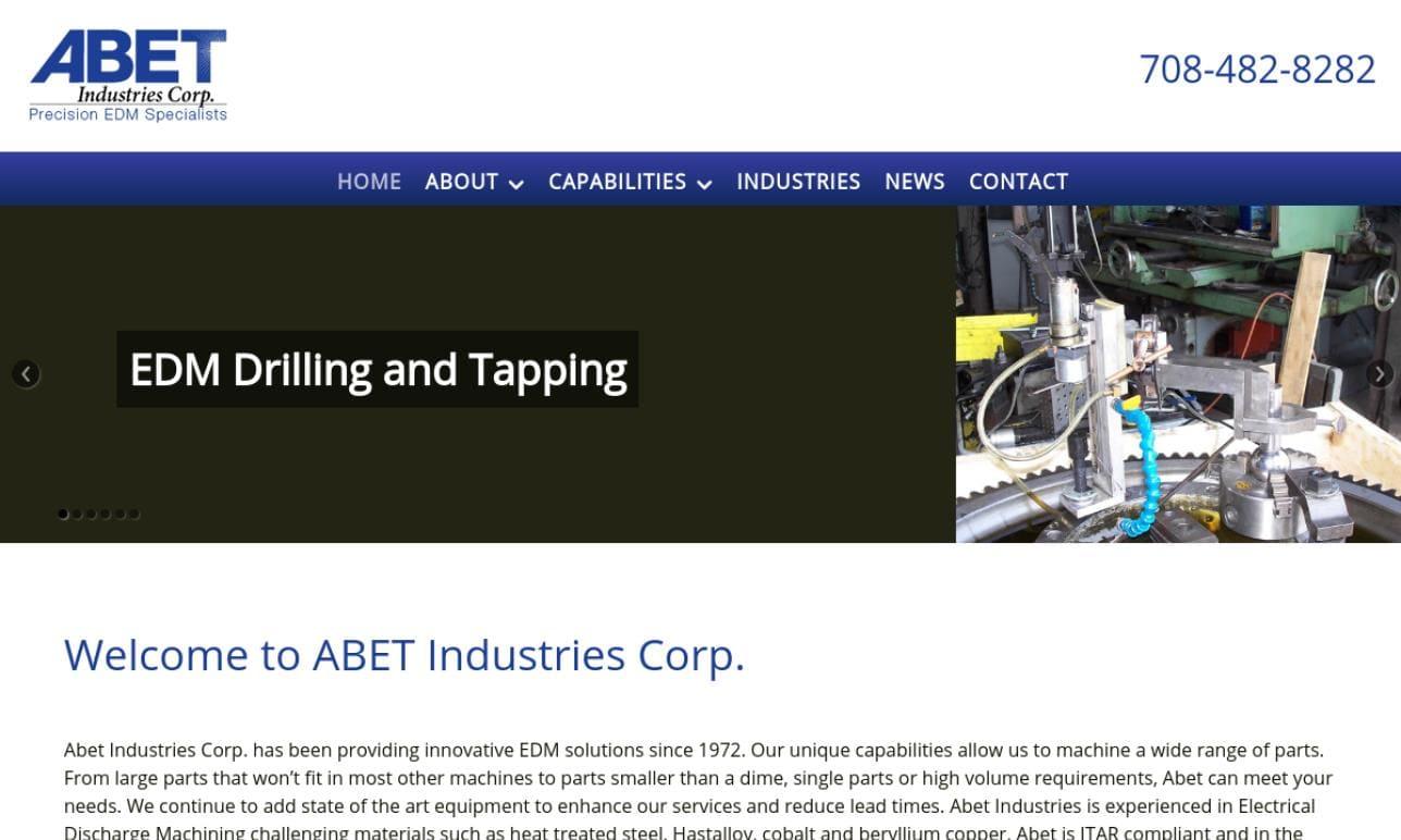 Abet Industries Corp.