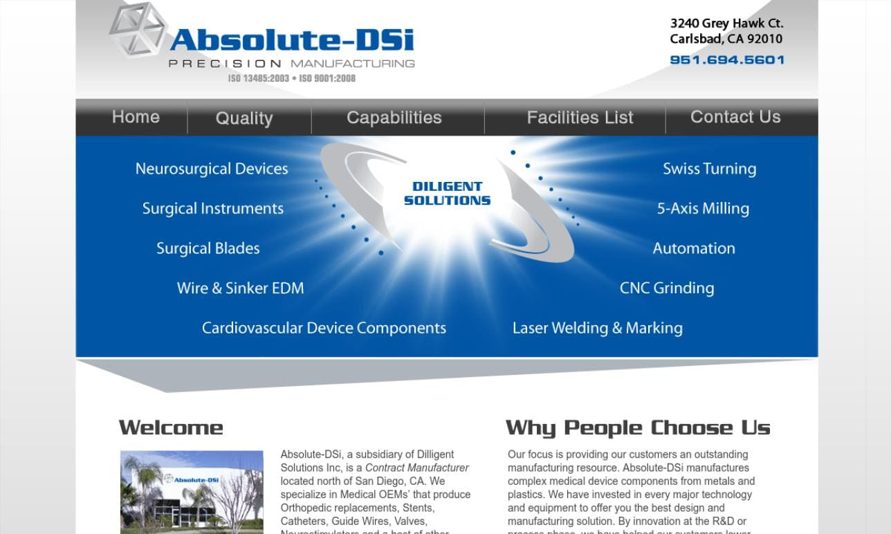 Absolute-DSI