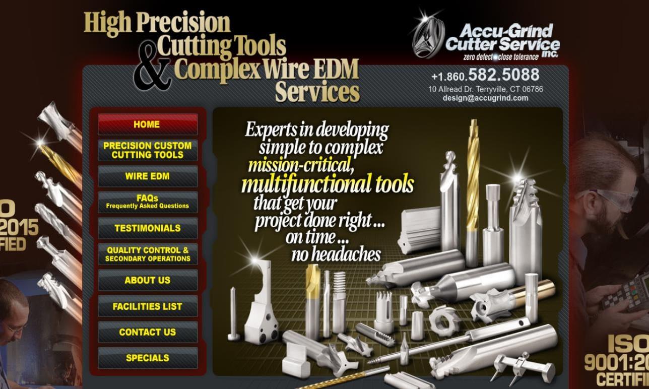 Accu-Grind Cutter Service, Inc.