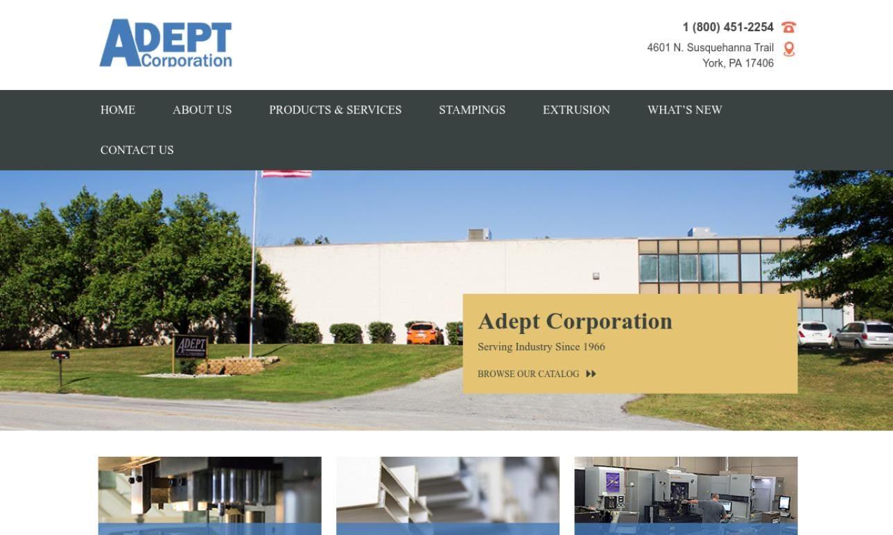 Adept Corporation