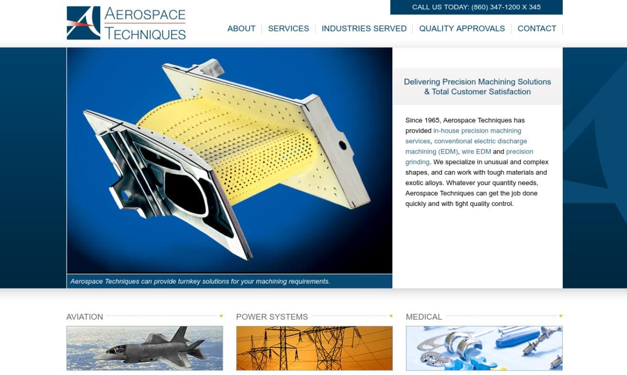 Aerospace Techniques