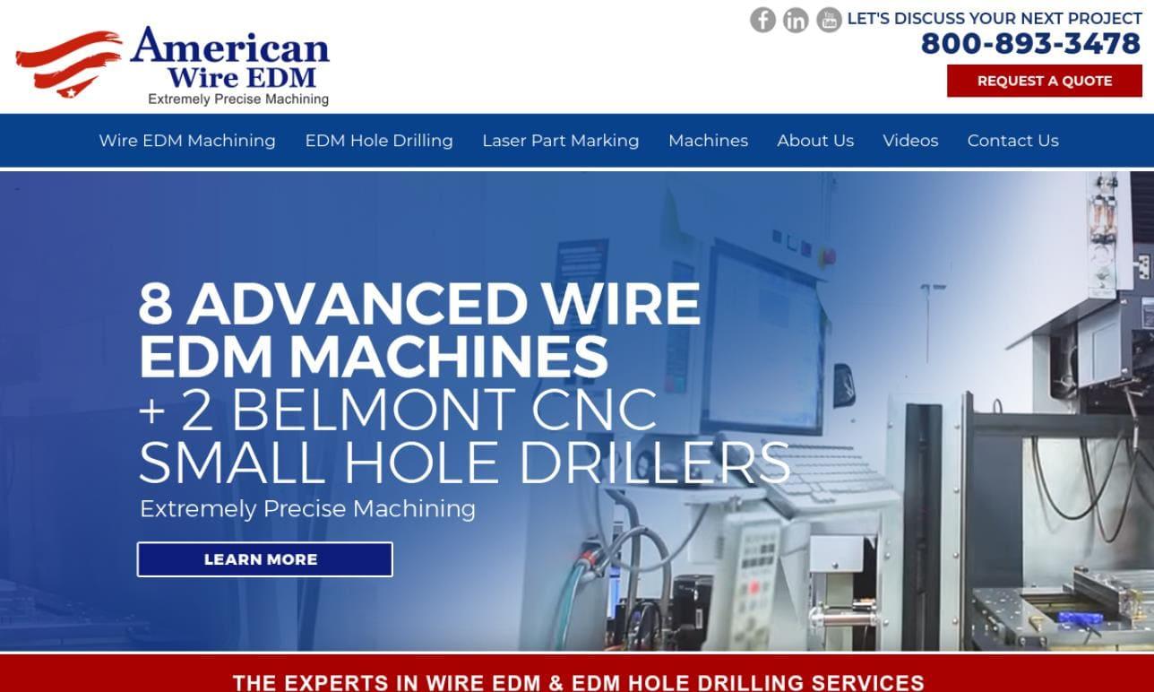 American Wire EDM, Inc.