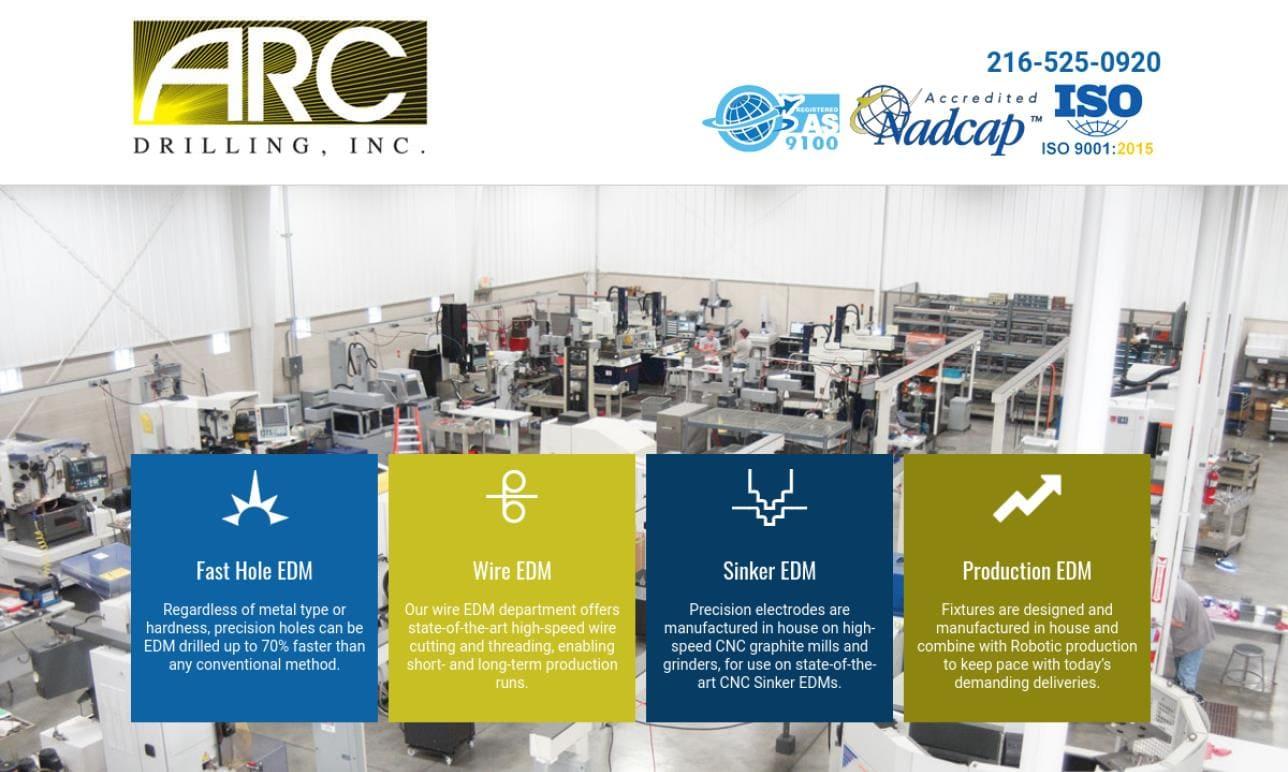 Arc Drilling, Inc.