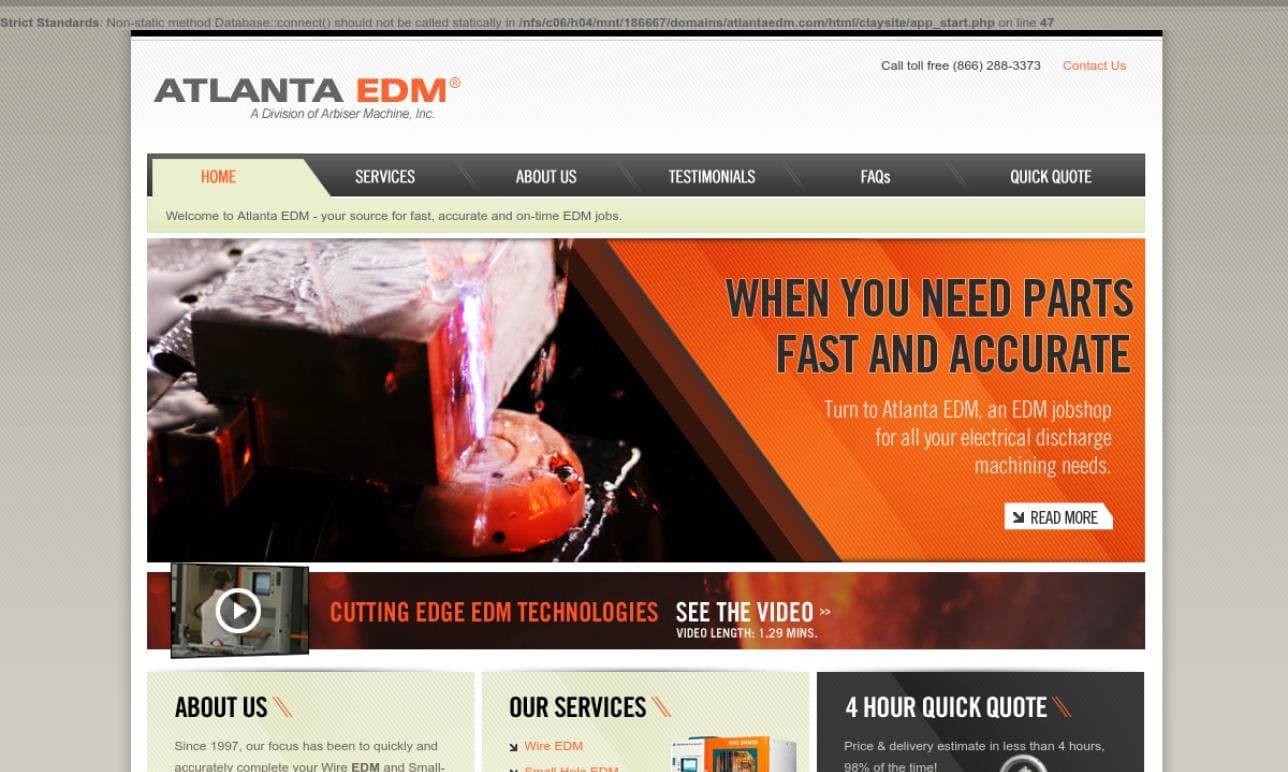 Atlanta EDM Incorporated