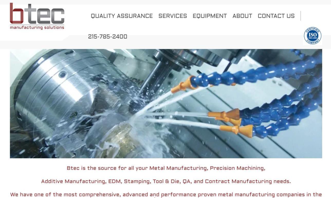 B-Tec Solutions, Inc.