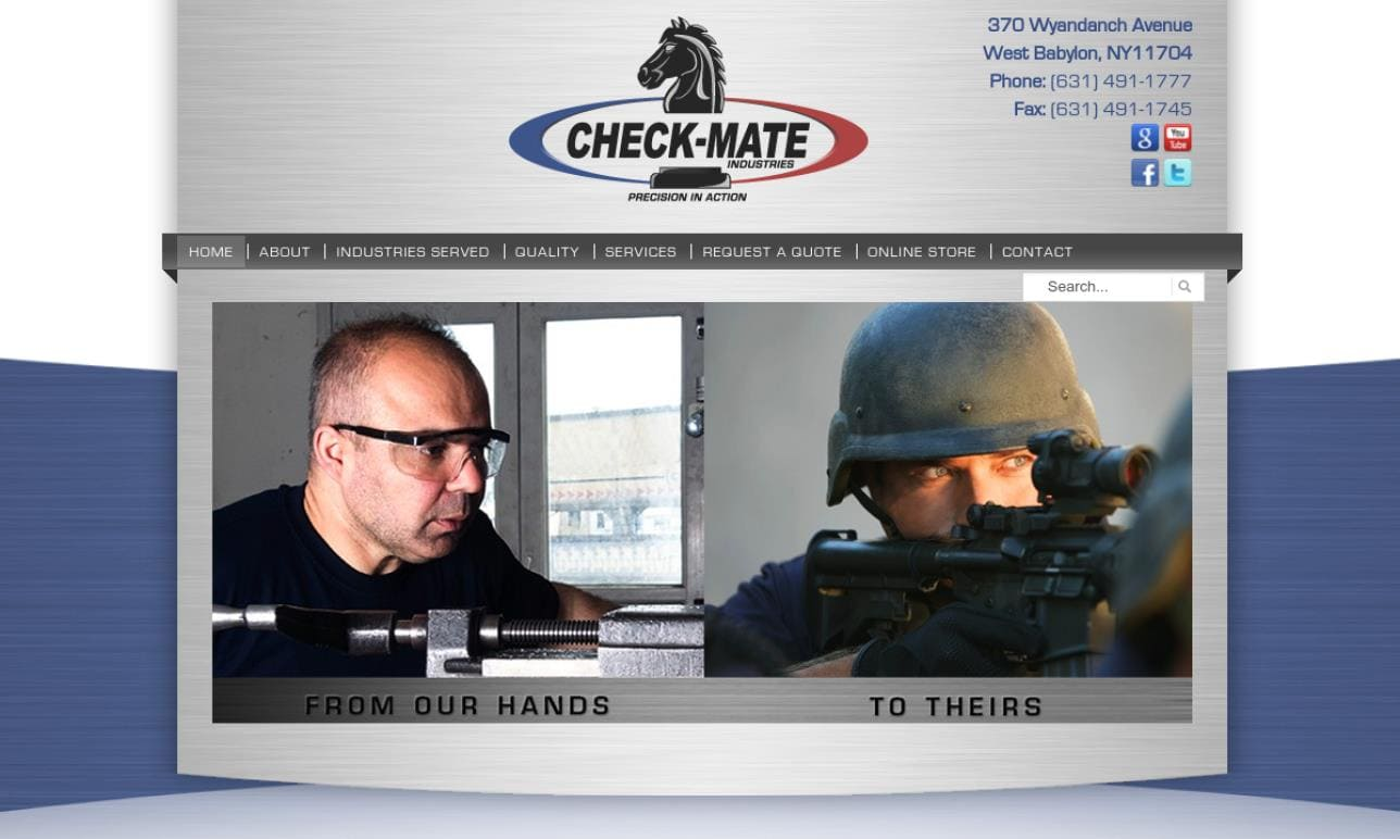 Checkmate Industries, Inc.