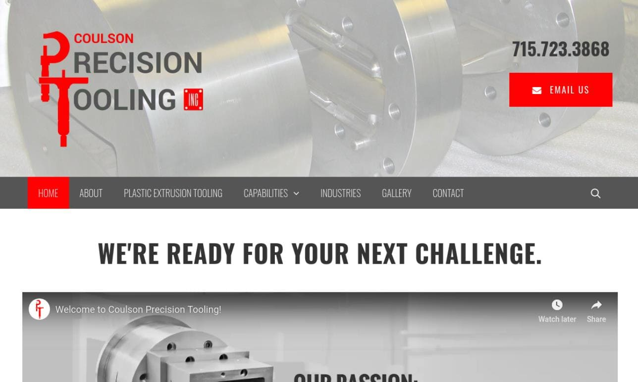 Coulson Precision Tooling, Inc
