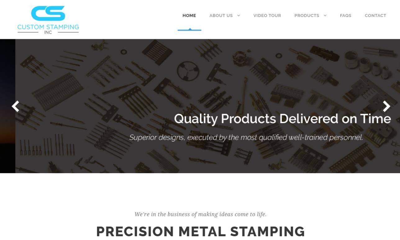 Custom Stamping Inc.