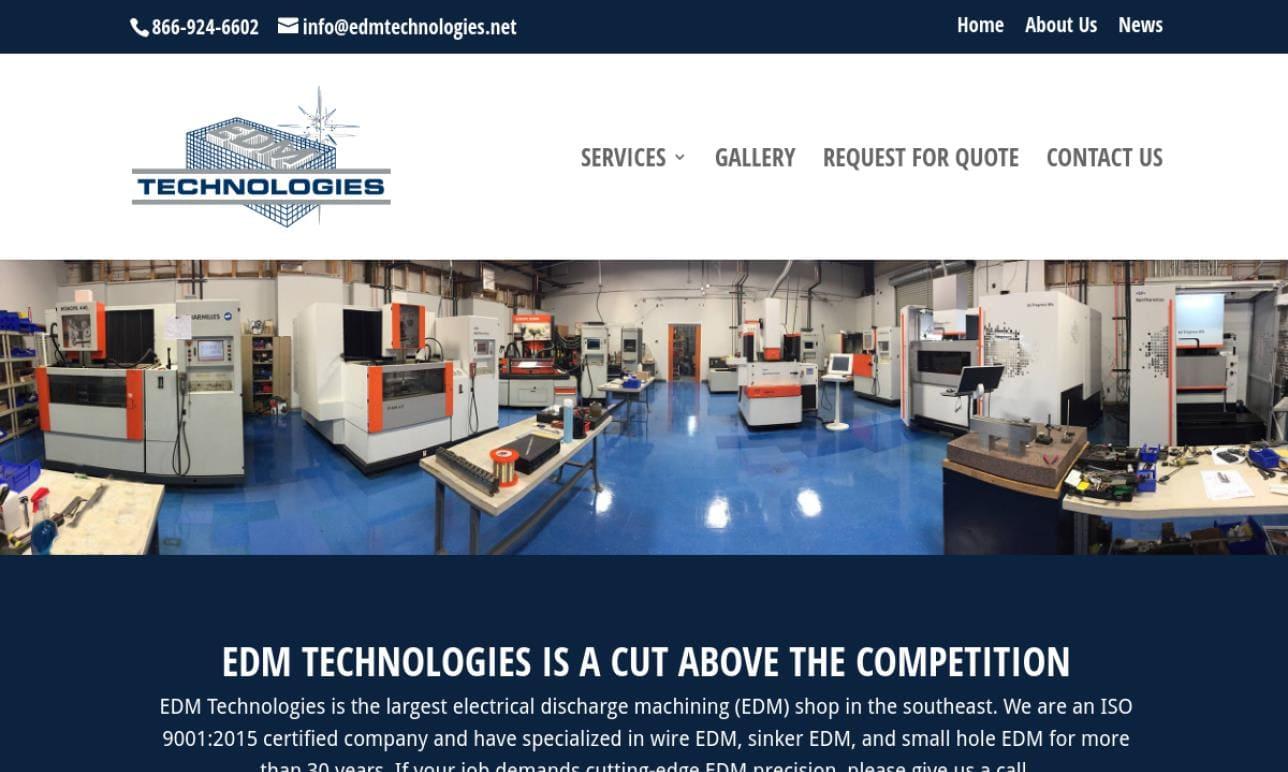 EDM Technologies, Inc.