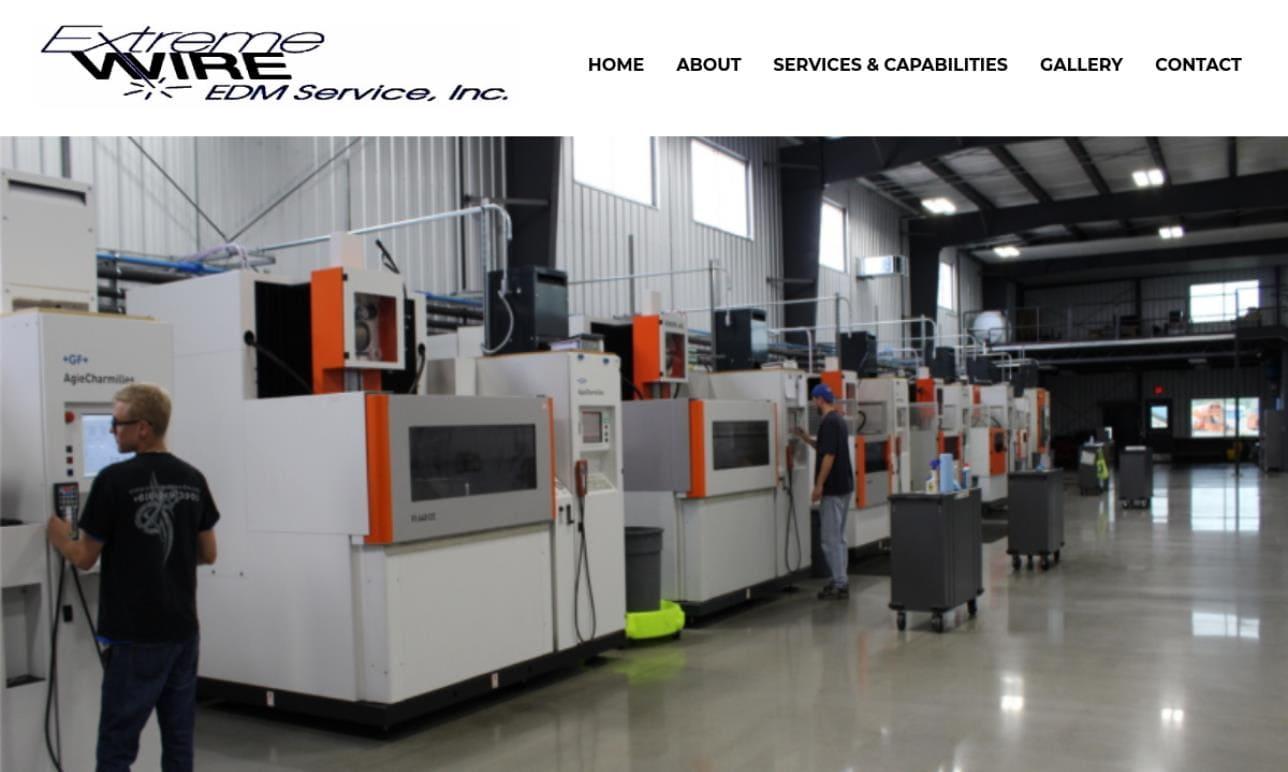Extreme Wire EDM Service Inc.