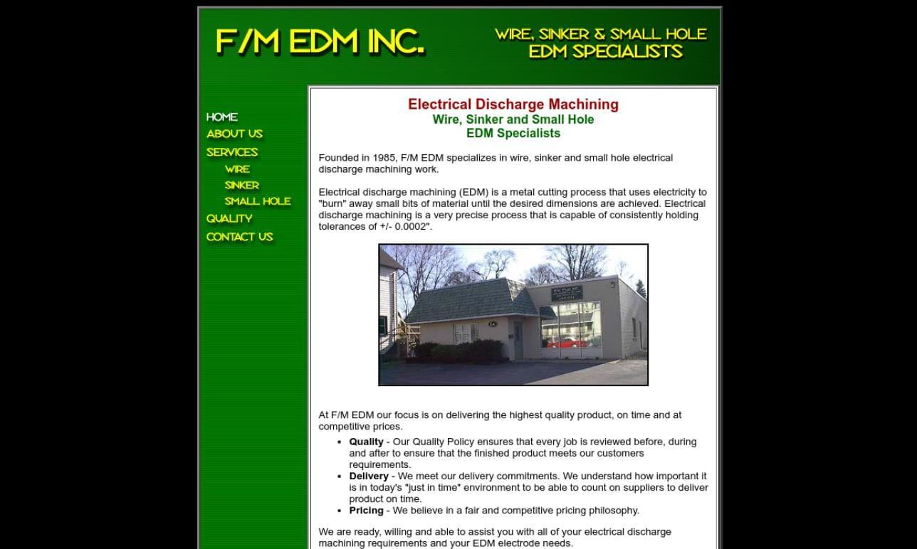 F/M EDM, Inc.