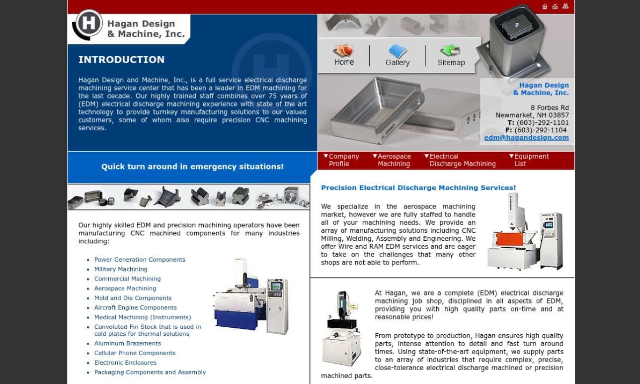 Hagan Design & Machine, Inc.