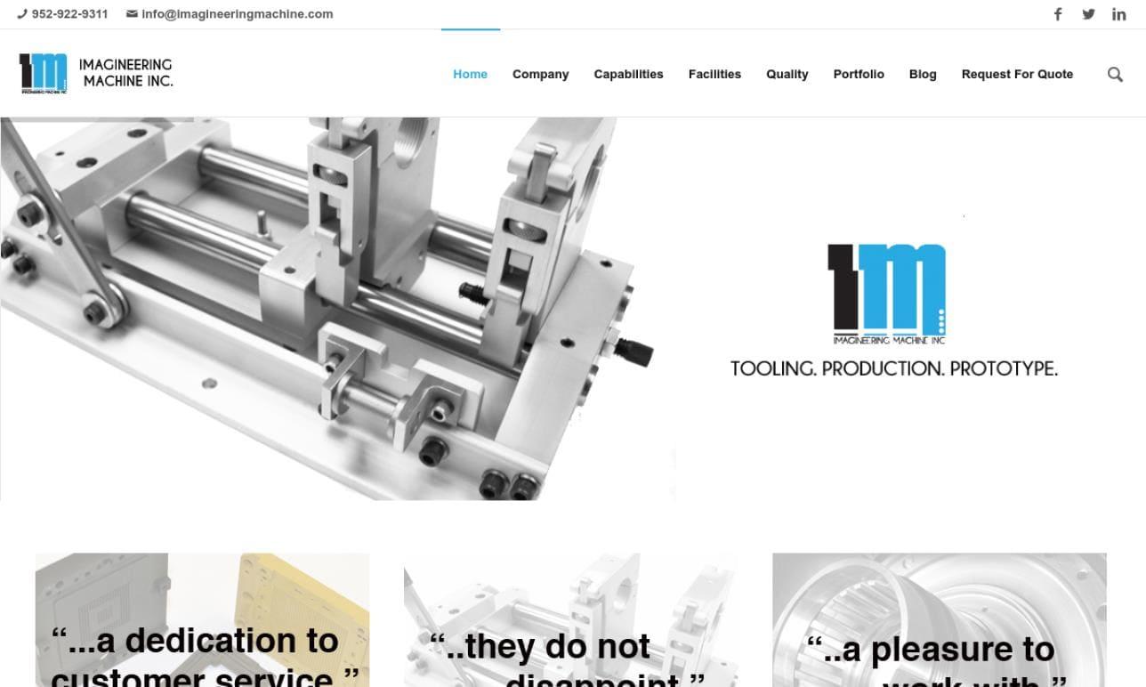 Imagineering Machine, Inc.