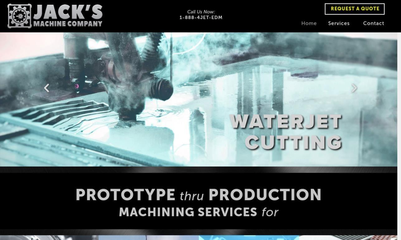 Jack's Machine Company, Inc.