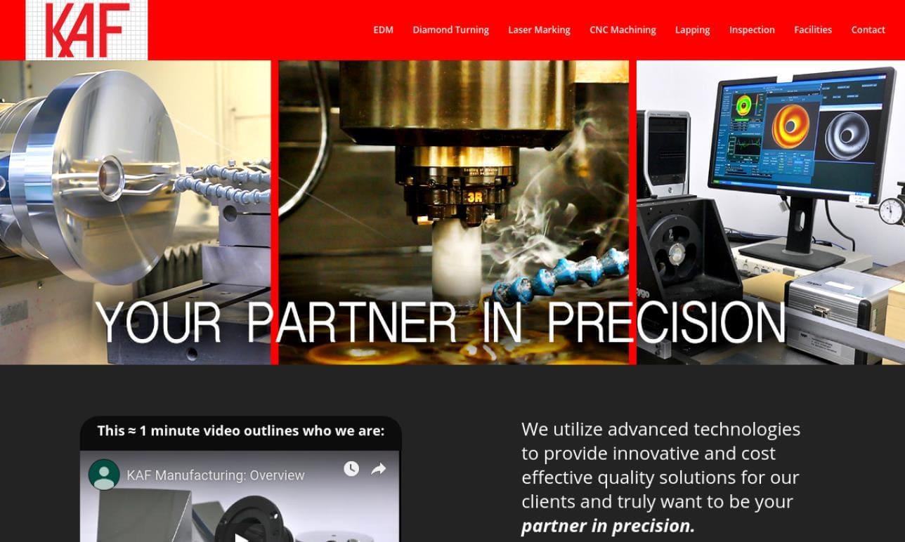 KAF Manufacturing