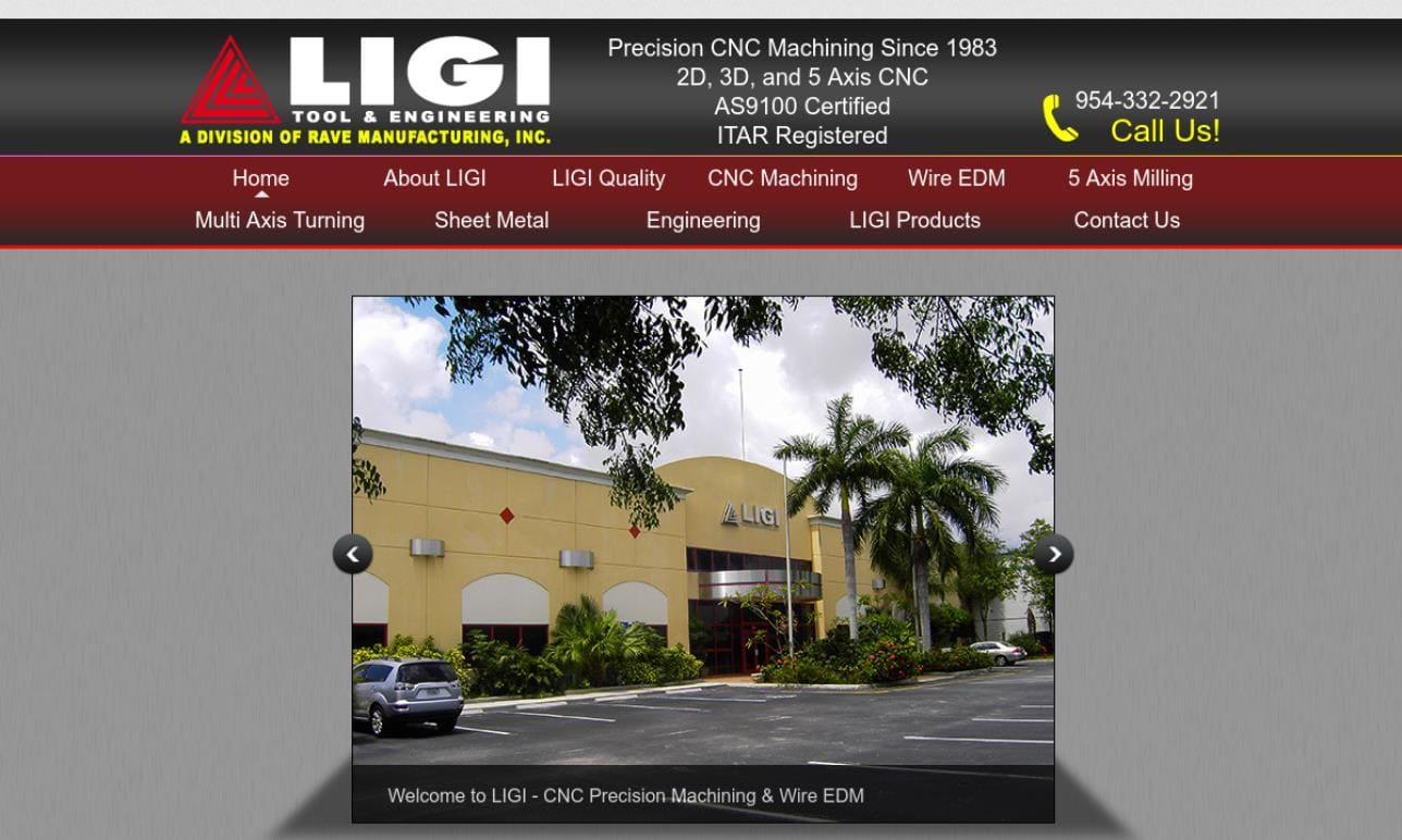 Ligi Tool & Engineering, Inc.