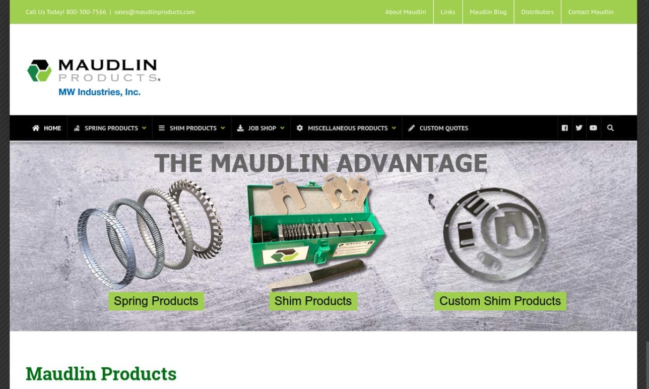 Maudlin & Son Mfg. Co., Inc.