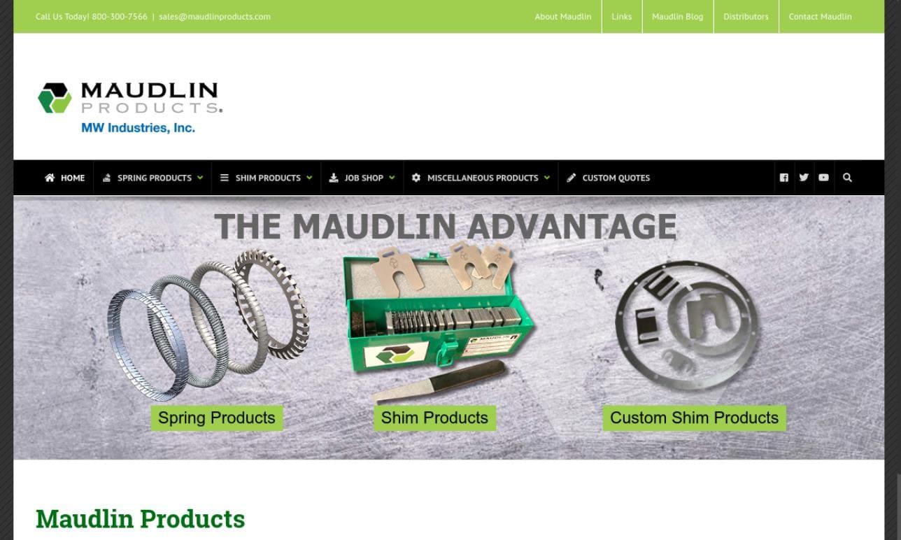 Maudlin & Son Mfg. Co., Inc.