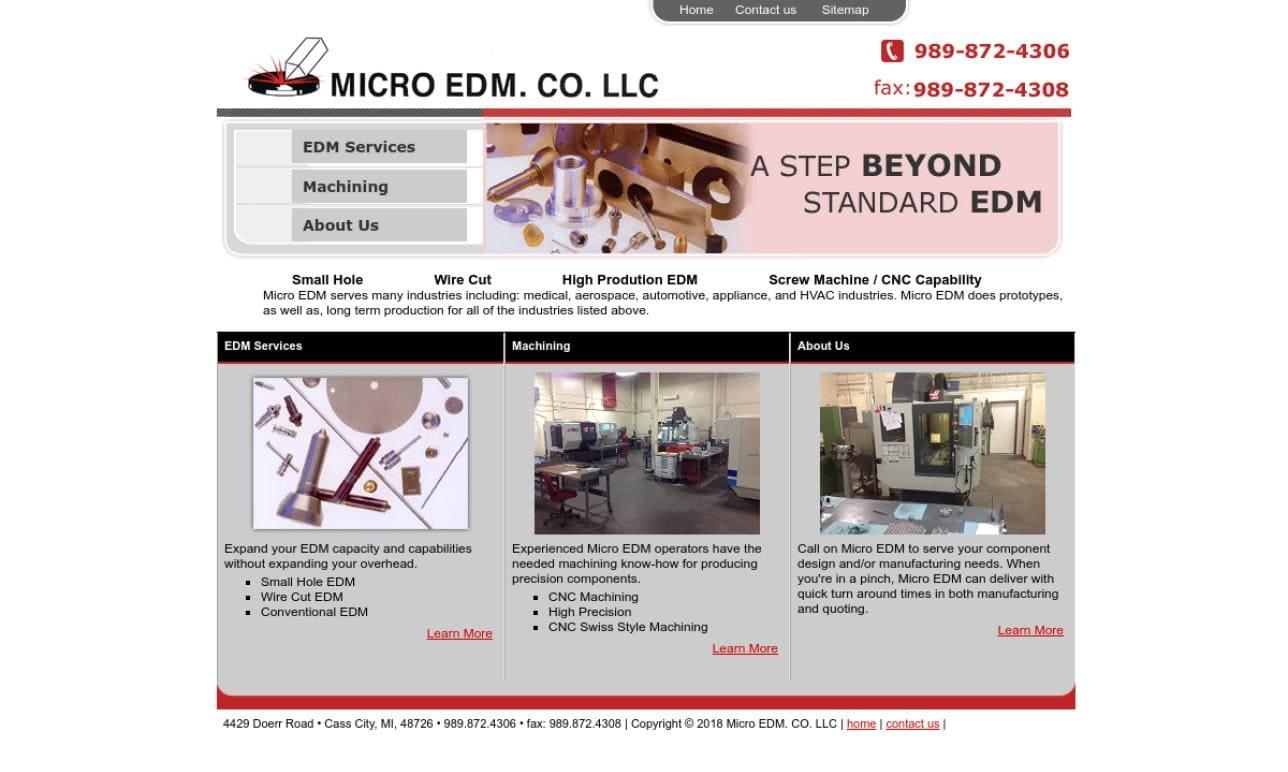 Micro EDM, Inc.