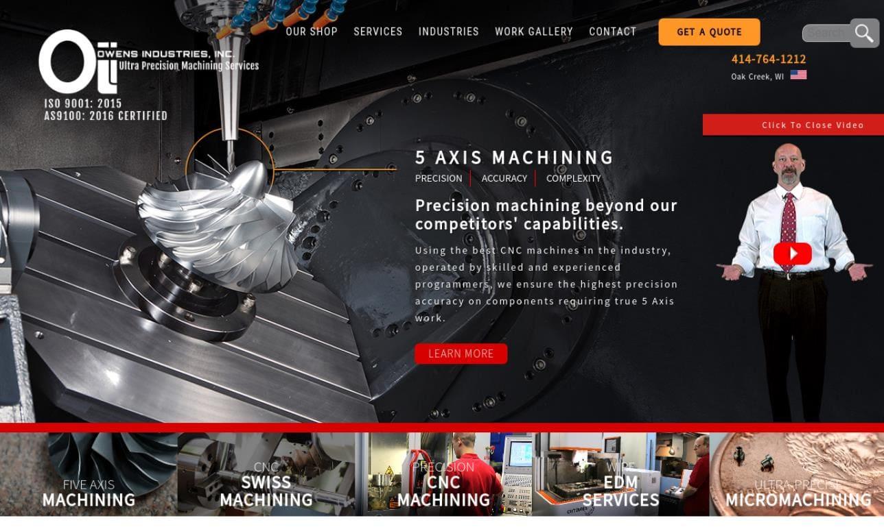 Owens Industries, Inc.