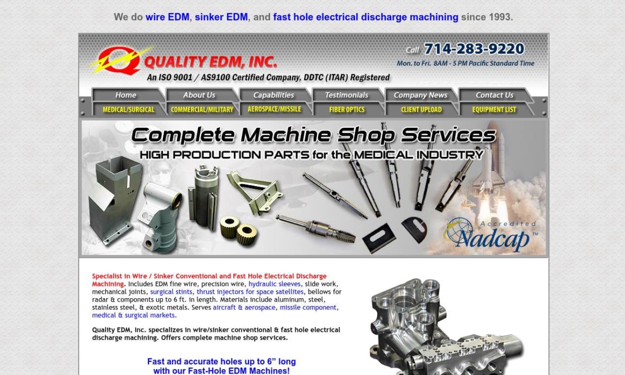 Quad Precision Tool Co., Inc.