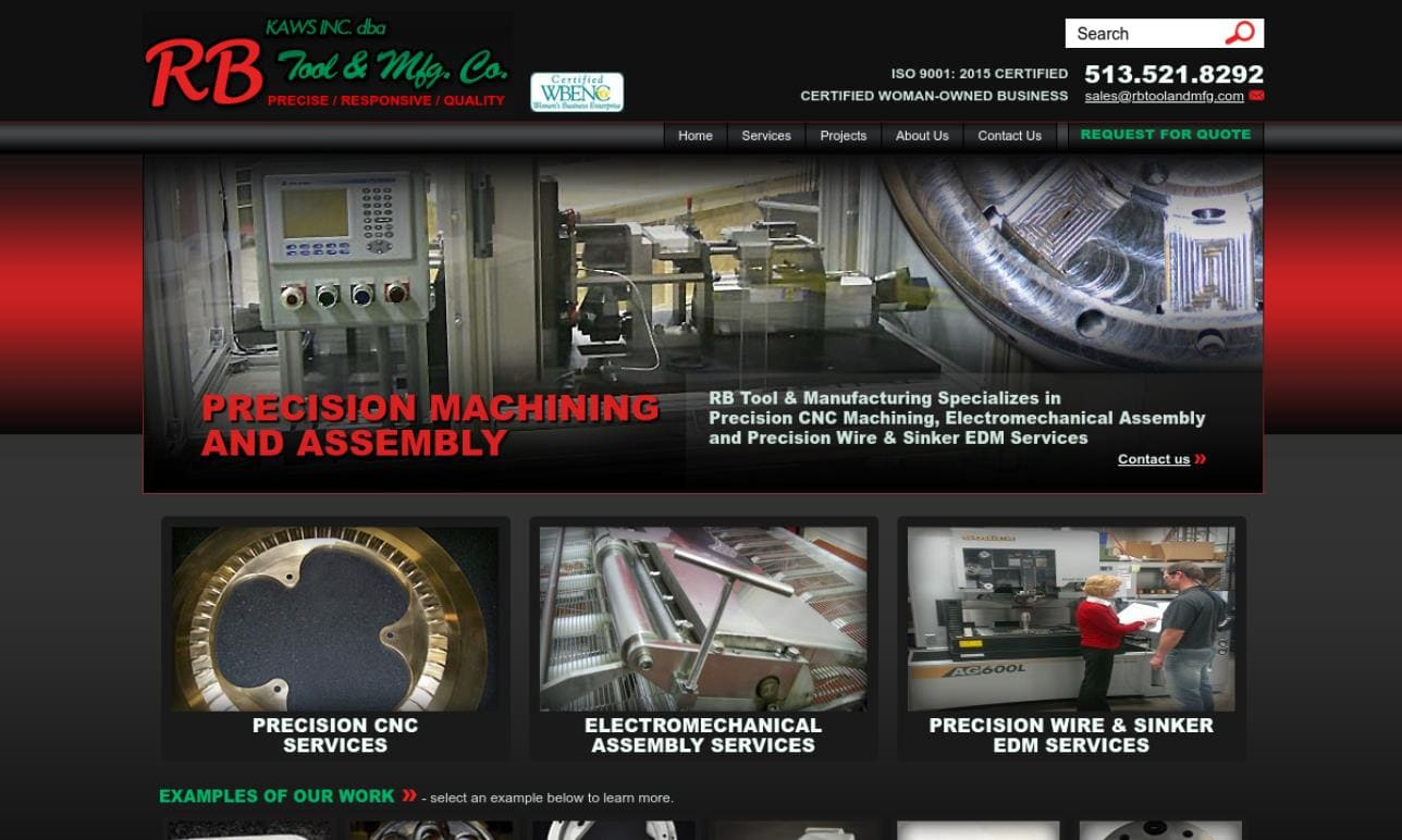 R.S. Precision Industries, Inc.