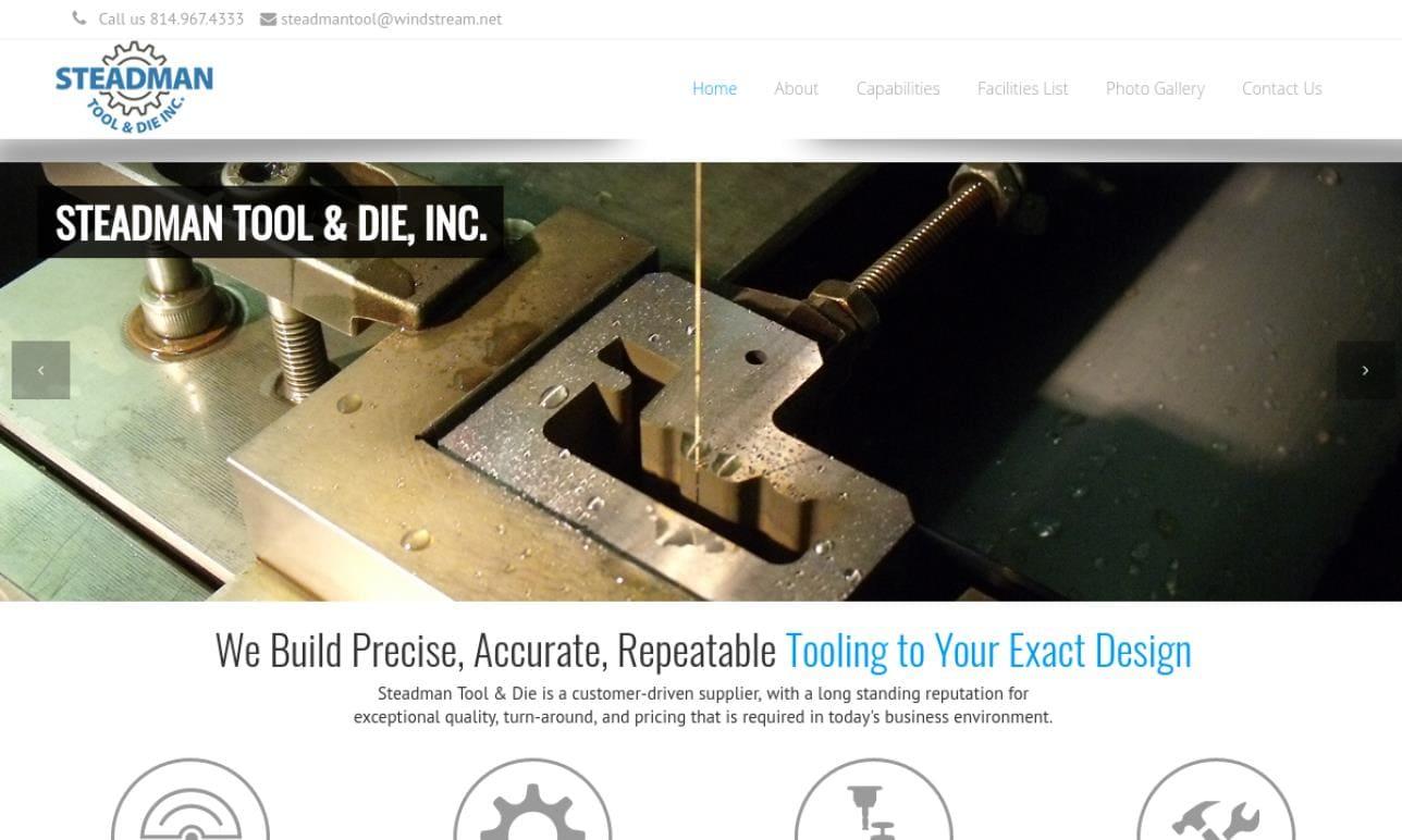 Steadman Tool & Die, Inc.