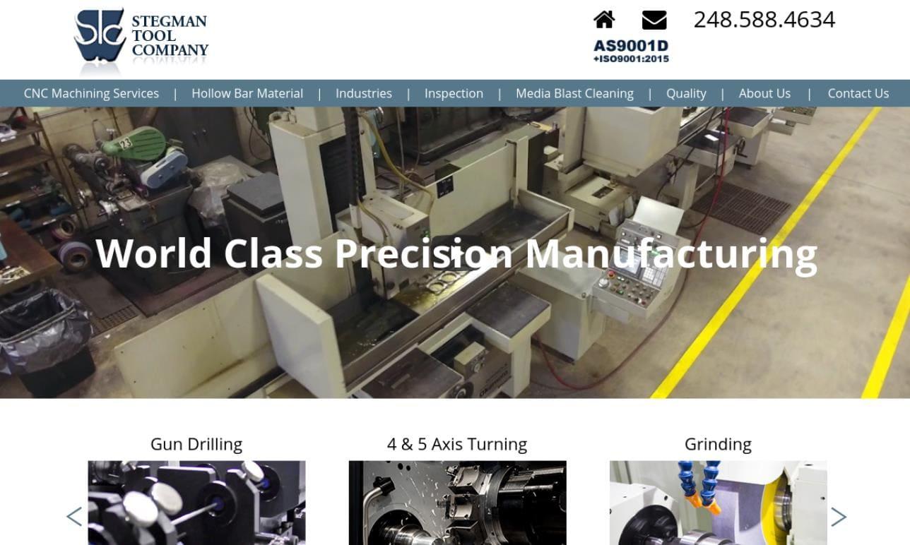 Stegman Tool Company, Inc.
