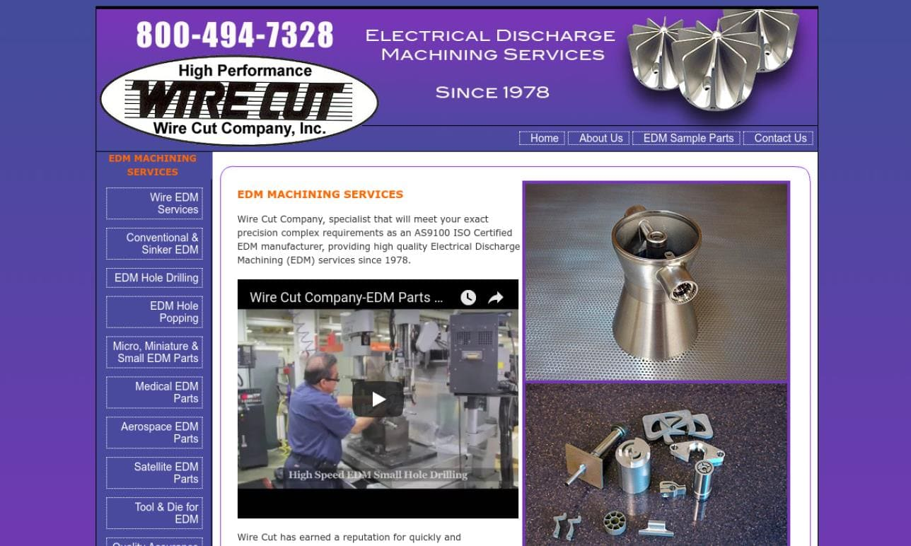 Wire Cut Company, Inc.