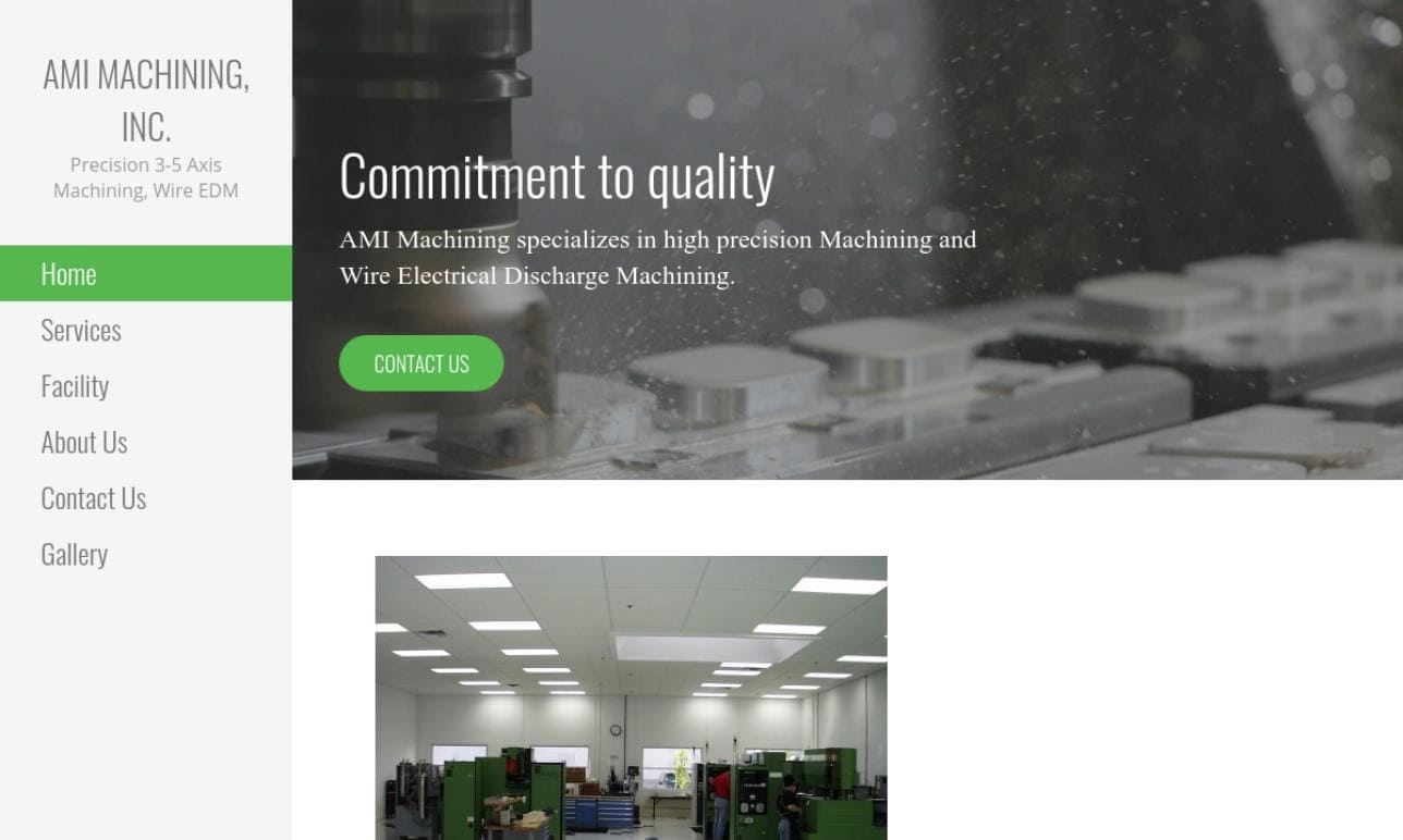 AMI Machining, Inc.