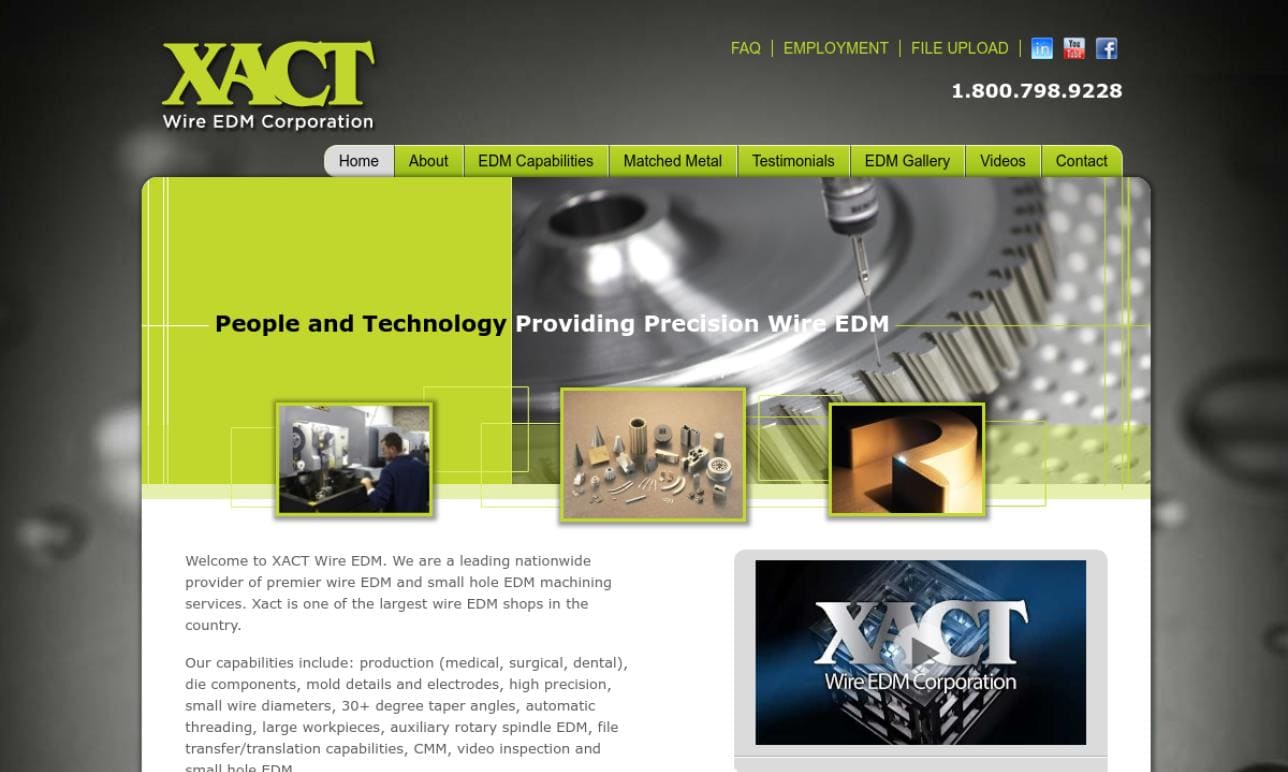 Xact Wire EDM Corporation