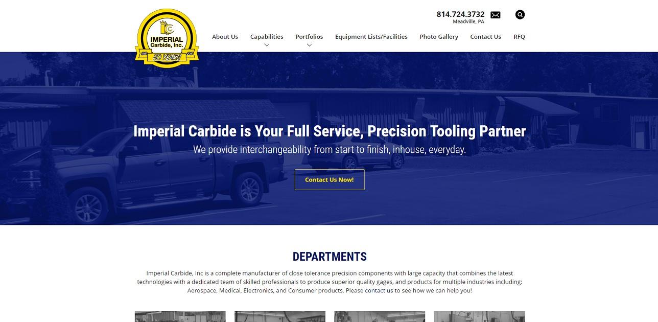 Imperial Carbide, Inc.