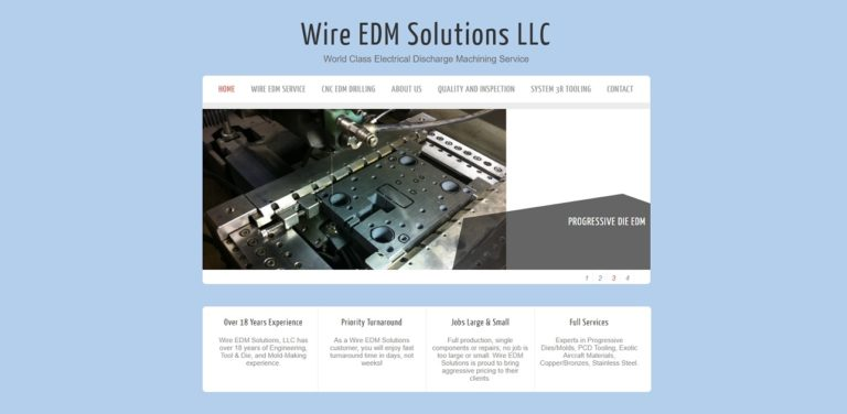 Wire EDM Solutions