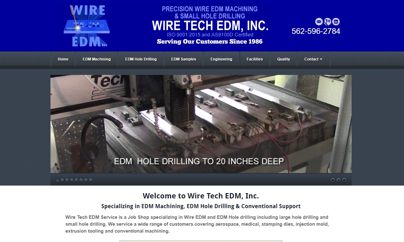 Wire Tech EDM, Inc.